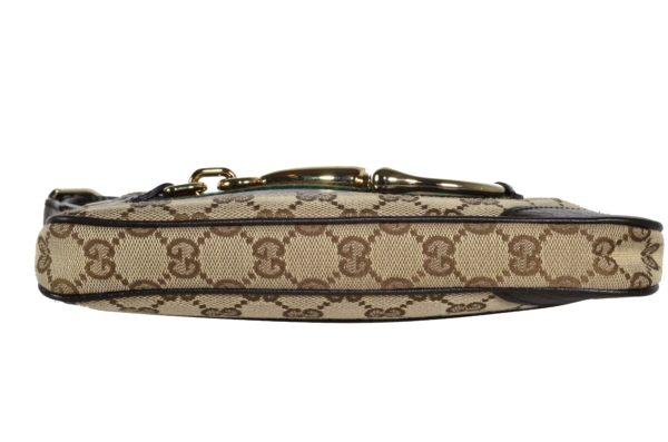 Gucci Baguette Tasche Monogram Pochette