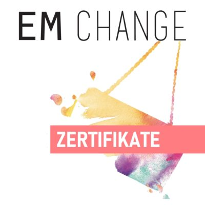EM CHANGE Echtheitszertifikate